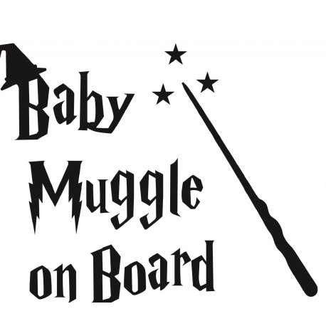 Sticker Bébé à Bord Personnalisable