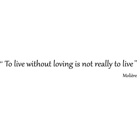 Citation by Molière
