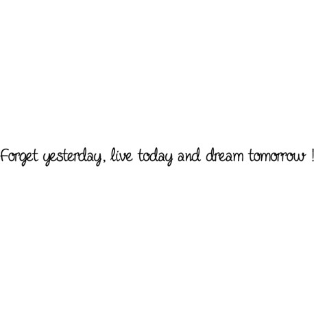 Dream Tomorrow