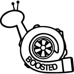 Escargot Turbo Boosted
