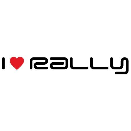 I love rallye