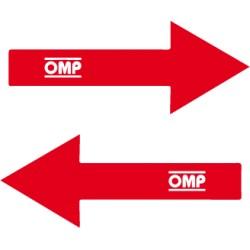 Flèches OMP