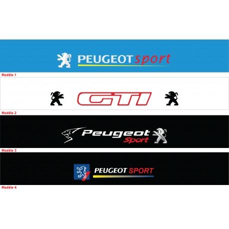 Bandeau pare soleil Peugeot (2)