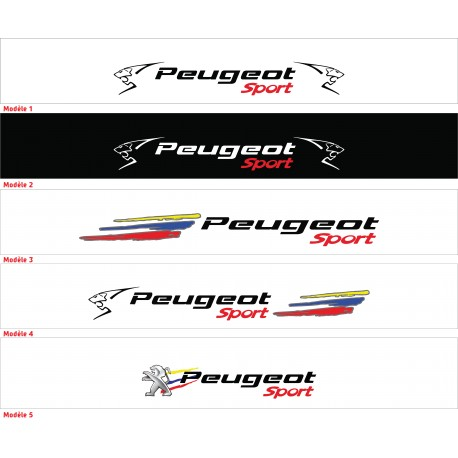 Bandeau pare soleil Peugeot (3)