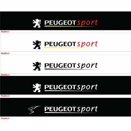 Bandeau pare soleil Peugeot (9)