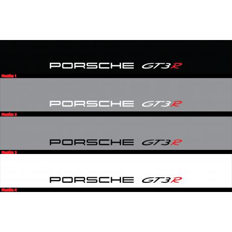 Bandeau pare soleil Porsche (3)