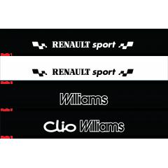 Bandeau pare soleil Renault (5)