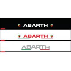 Bandeau pare Soleil Abarth