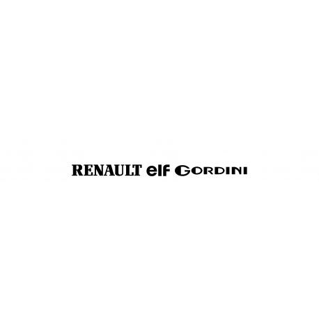 Bandeau Pare Soleil ELF Gordini