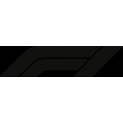 Formula 1 F1 Nouveau logo