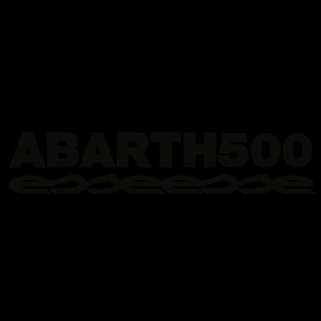 500 Abarth esseesse Logo