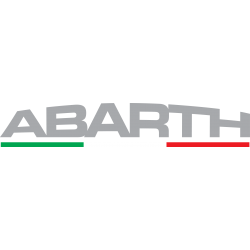 STICKER ABARTH LOGO (4)