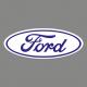 Logo Ford bleu & blanc